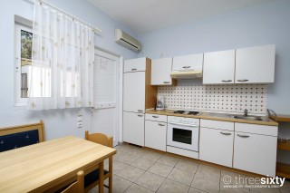 apartment d geni garden kitchen