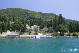 geni garden apartments complex in lefkada